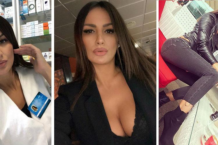 SJEĆATE LI SE APOTEKARKE IZ BiH: Donosimo njene nove fotke